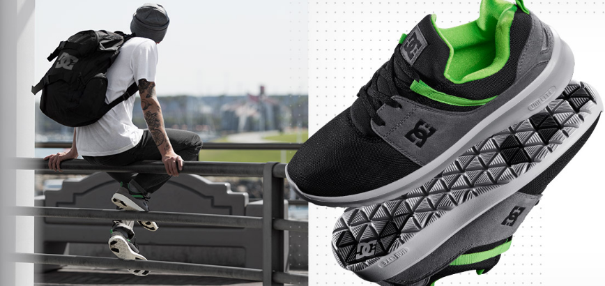 Акции DC Shoes в Омске